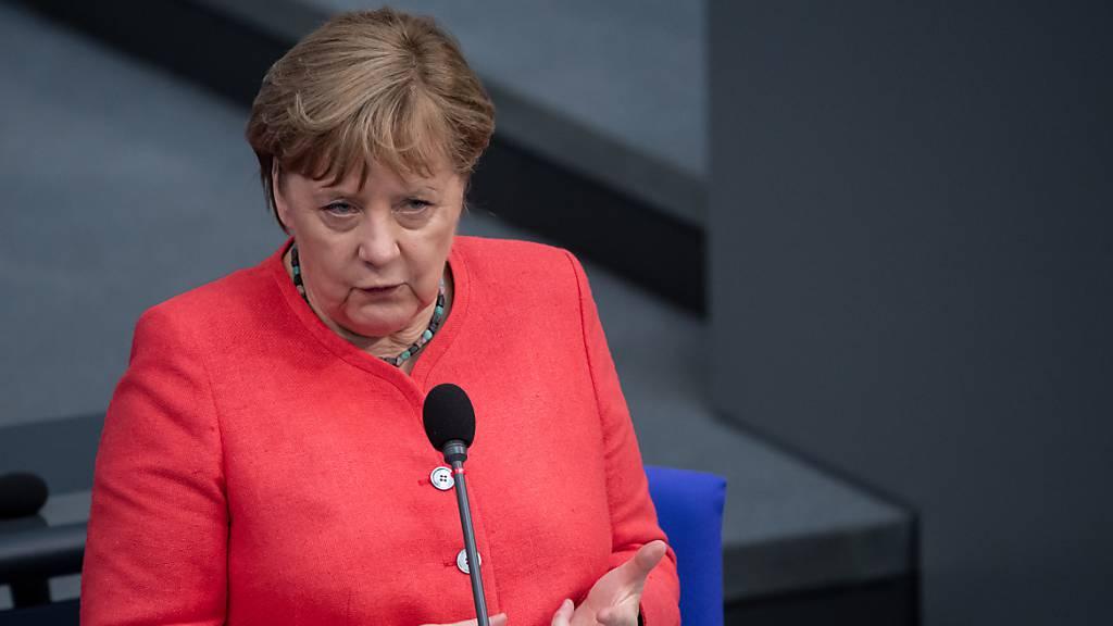 Merkel: Wollen vertragliche Regelung für Brexit bis Ende Jahr