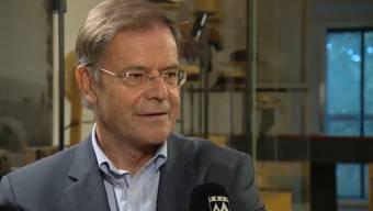 «Mir geht es bedeutend besser als auch schon»: Walter Dubler im Interview bei «Tele M1».