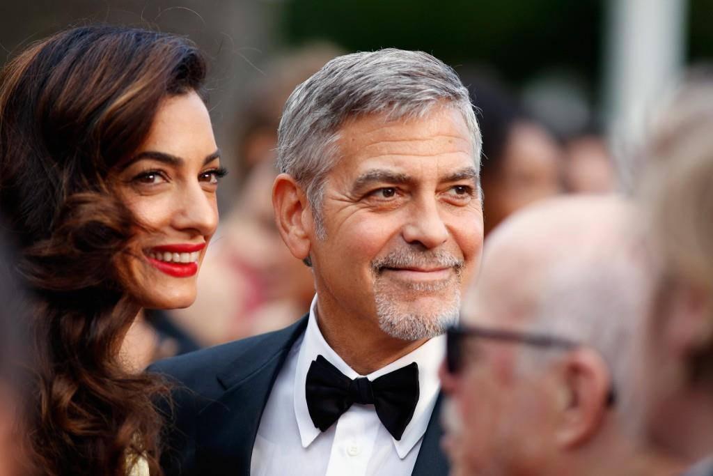 Frauenschwarm George Clooney (© Getty Images)