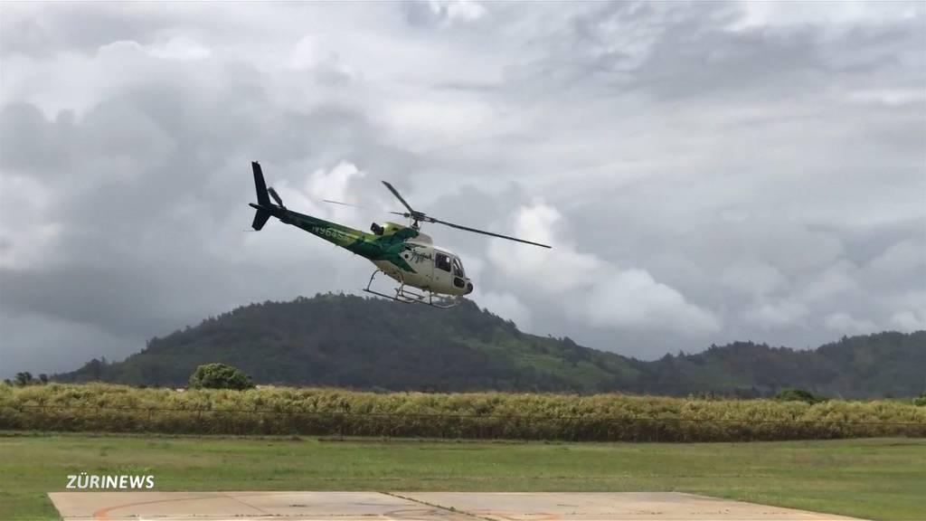 Heli-Absturz auf Hawaii: Verstorbene Familie wohnte im Aargau