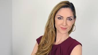 Am 30. April moderiert sie zum letzten Mal die News: Tamara Wernli
