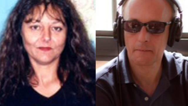 Die getöteten Journalisten Ghislaine Dupont und Claude Verlon