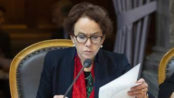 Eva Herzog entschied sich für den Ständerat: Dort sei mehr auf dem Spiel gestanden.