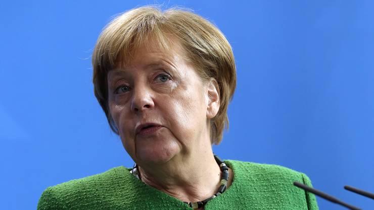 Kanzlerin Angela Merkel. key