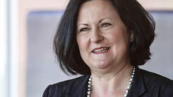 Marianne Meisterwird vom Kantonal Solothurnischen Gemeindeverband unterstützt.