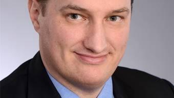 Der Aarauer Stadtschreiber Daniel Roth.