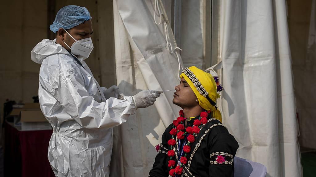 100 Millionen Menschen positiv auf das Coronavirus getestet
