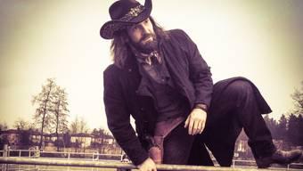 Zwar lockt Cowboy Tobias Rentsch die Frauen in seine Ranch, das Traum-Cowgirl war allerdings bisher nicht dabei. (Pressebild)