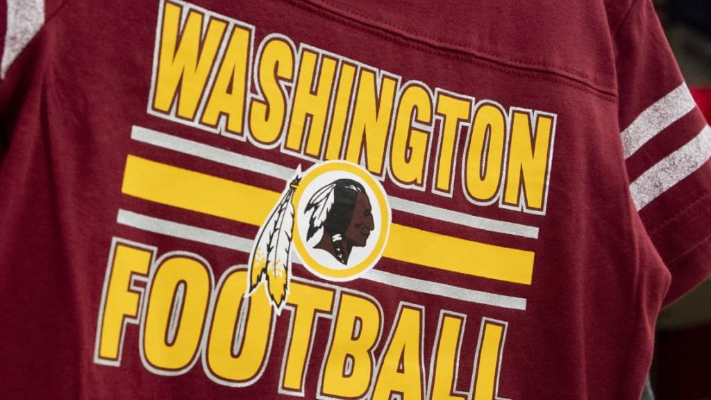 NFL-Team aus Washington trennt sich vom Namen Redskins