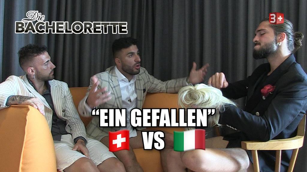 Staffel 6 - Schweiz vs. Italien!!