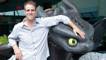 Für die «How to Train Your Dragon»-Filme machte Simon Otto aus seiner Katze den Film-Drachen Ohnezahn.