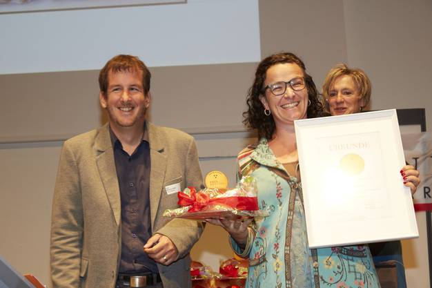 In der Kategorie Gesellschaft gewann das Projekt Mini Decki