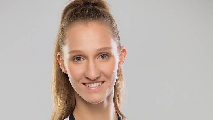 Olga Bogdanova kommt zu Sm'Aesch.