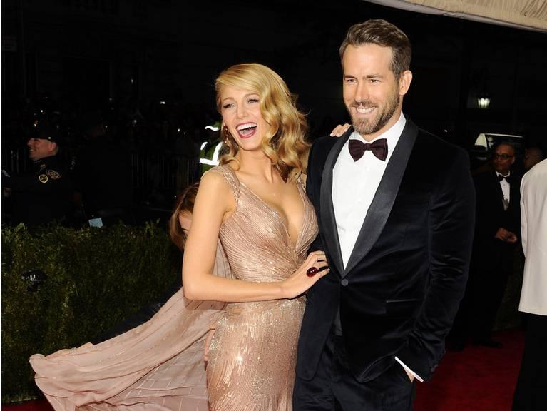 Blake Lively hat mit Ryan Reynolds einen wahren Traummann ergattert. (Charles Sykes/Invision/AP)
