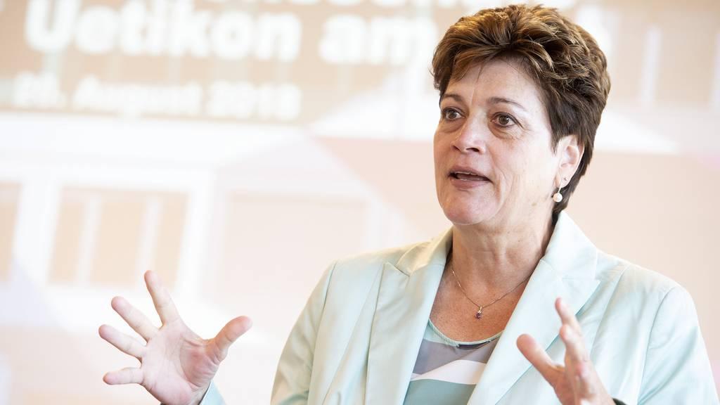 Bildungsdirektorin Silvia Steiner beantwortet die wichtigsten Fragen