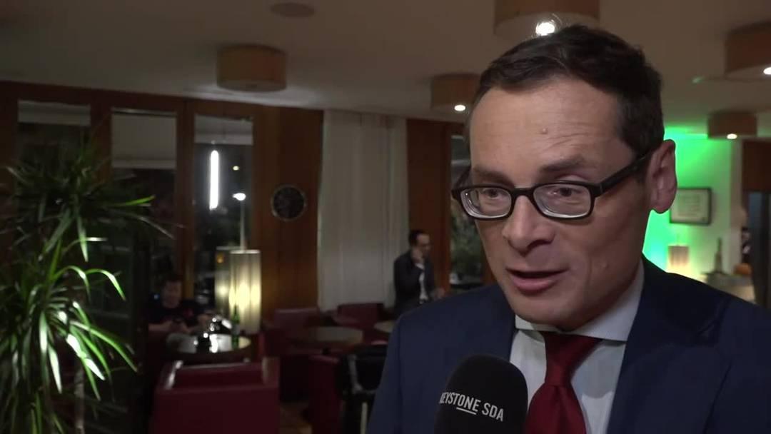 SVP-Kandidat Roger Köppel verzichtet eventuell auf zweiten Wahlgang