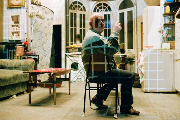 "Das Theaterfestival Basel zeigt""Imitation of Life"" von Kornél Mundruczó."