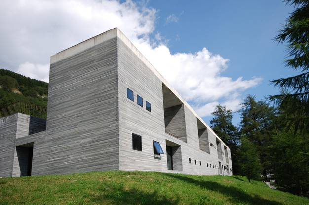 Therme Vals, 1996