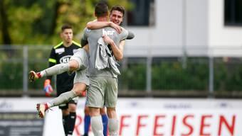 Chiasso - FC Aarau (04.11.2018)