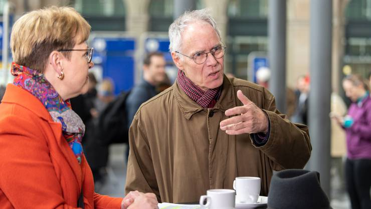 Moritz Leuenberger äussert sich über seine Zeit als Verkehrsminister der Schweiz.