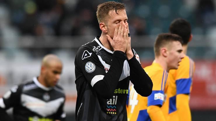 Marc Janko, Liebling der FCB-Fans, steht aktuell beim FC Lugano unter Vertrag.
