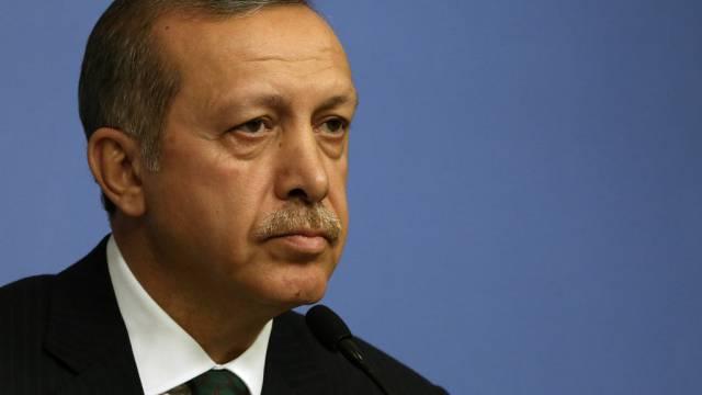 Türkischer Ministerpräsident Recep Tayyip Erdogan (Archiv)