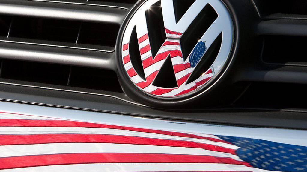 VW muss in den USA mit einem Teil der Belegschaft im Chattanooga-Werk verhandeln. (Symbolbild)