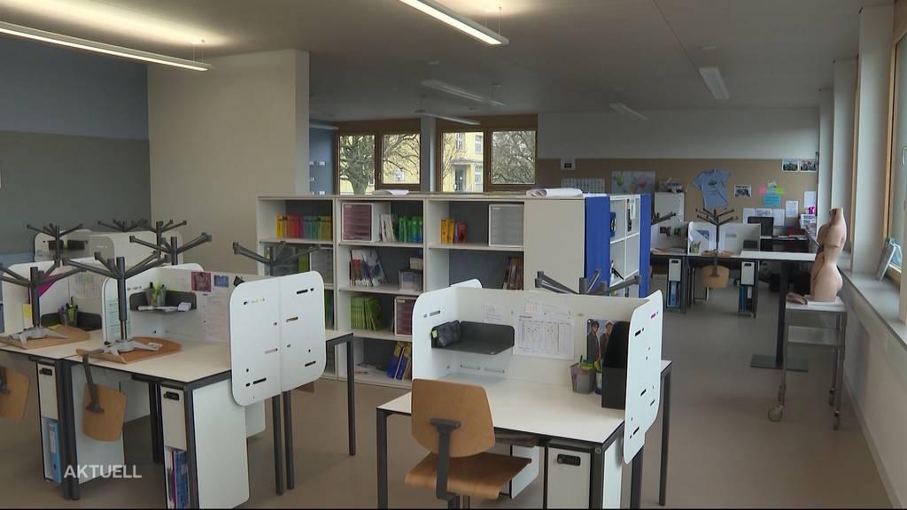 Niederlenz: Schule blieb wegen Coronavirus-Verdacht geschlossen