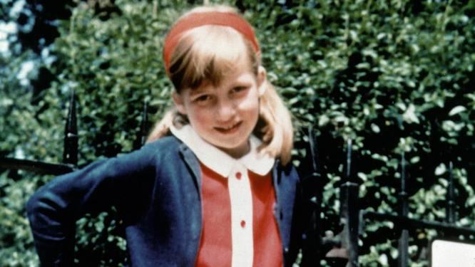 Diana Frances Spencer wurde am 1. Juli 1961 in Sandringham geboren. Hier ein Bild aus der frühen Kindheit Dianas.