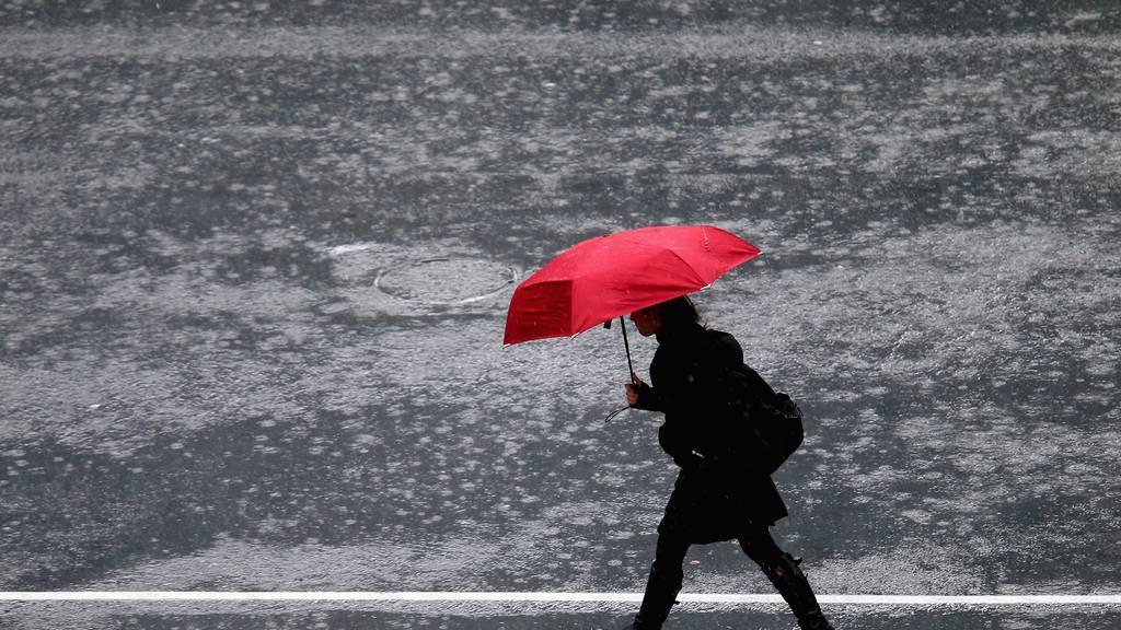 Erneuter Starkregen: Gefahrenstufe 3 in der Ostschweiz