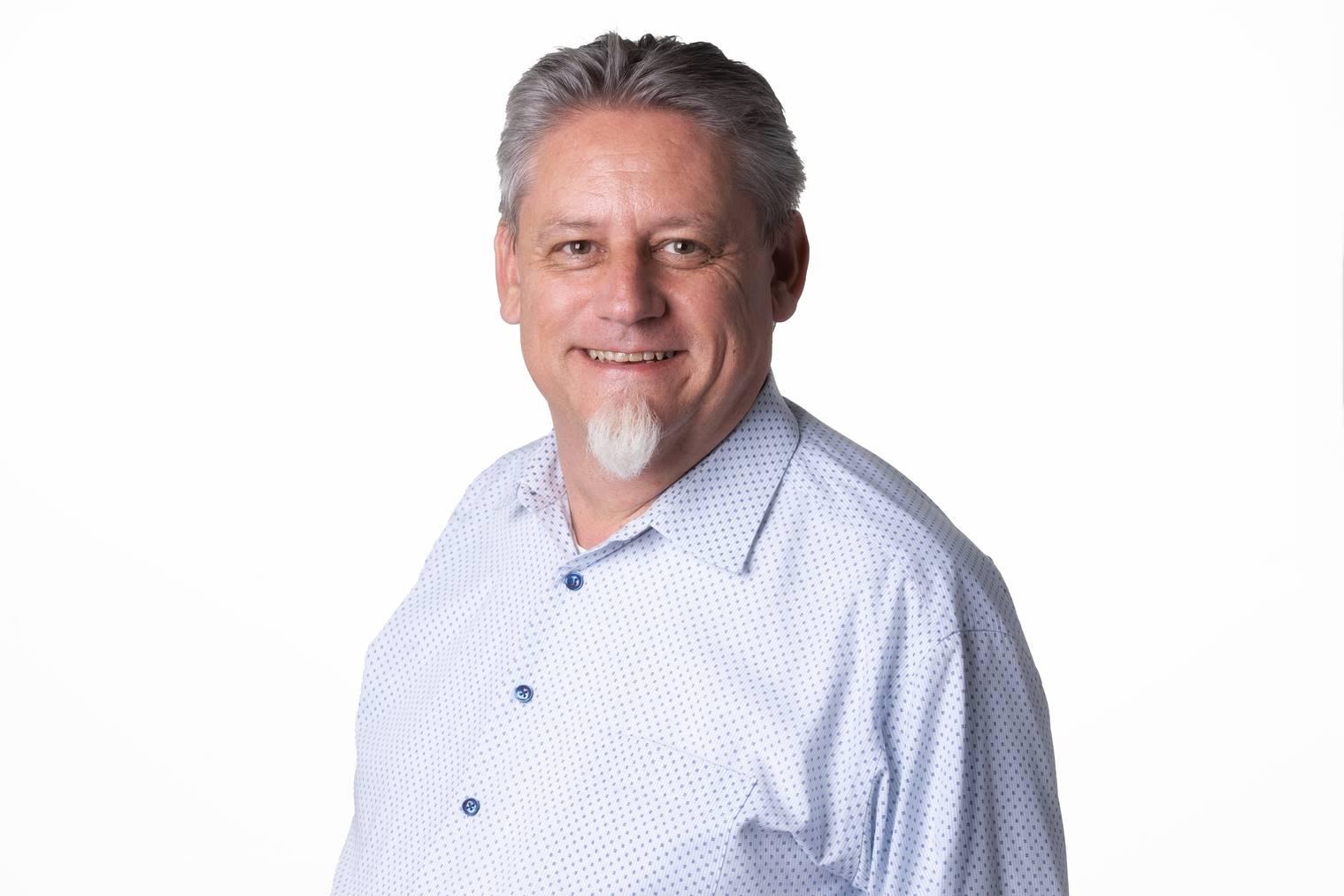 Martin «Kari» Bründler, Präsident des Lucerne Blues Festival