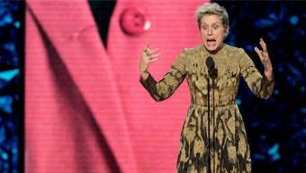 Oscar-Gewinnerin Frances McDormand forderte mehr Unterstützung für Frauen.