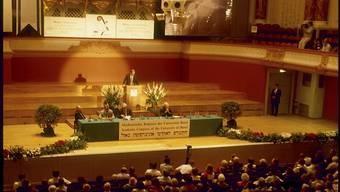 1997 wurde das 100-Jahr-Jubiläum des ersten Zionistenkongresses im Stadtcasino gefeiert.