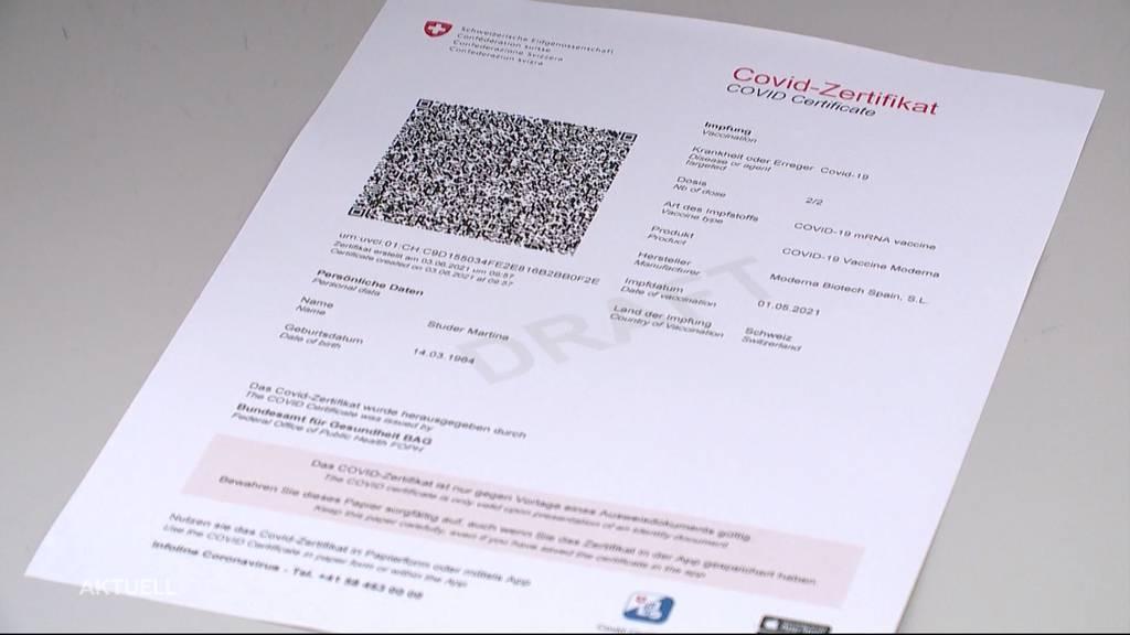 Freipass für mehr Freiheiten: So funktioniert das Covid-Zertifikat