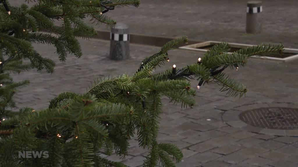 In Zukunft nur noch grüne Weihnachten?