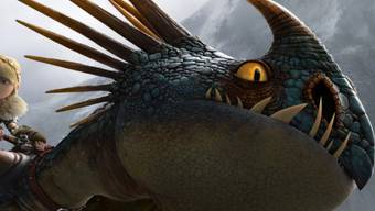 "Bild aus dem Film ""Hot To Train Your Dragon 2"""