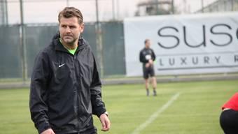 Am Sonntag kehrt Ex-FCA-Trainer Sven Christ an seine alte Wirkungsstätte zurück.