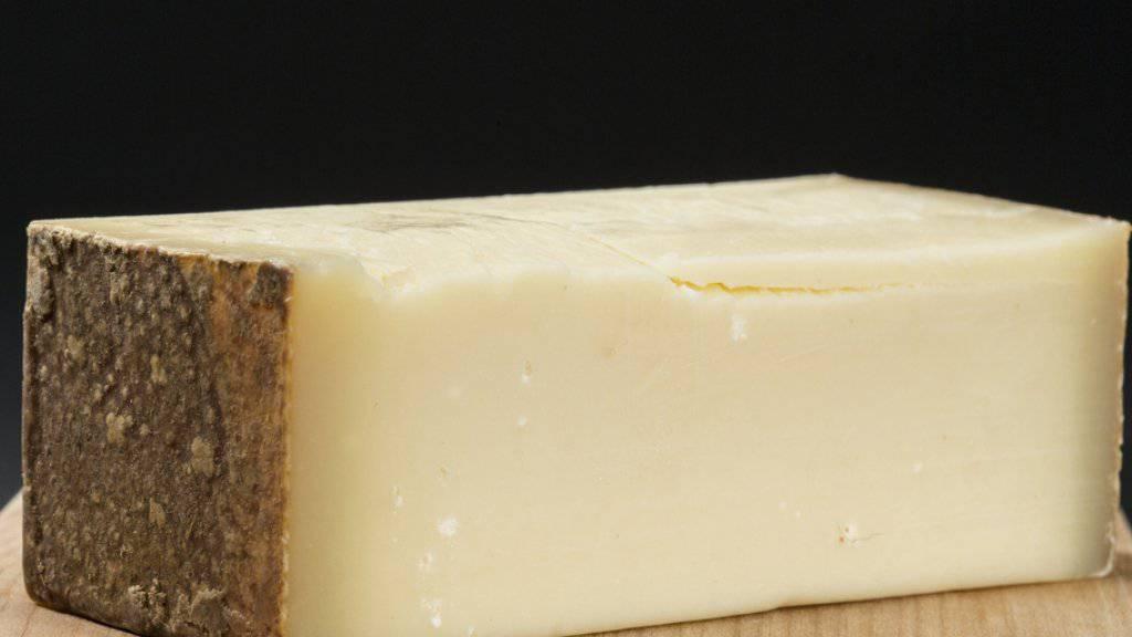 Den Gruyère-Käse gibt es bereits seit 900 Jahren (Archivbild).