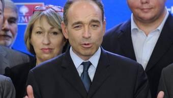 Der neue UMP-Chef Jean-François Copé