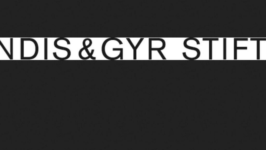 Das Logo der Landis & Gyr Stiftung, die wegen Corona ihre Unterstützung für die Kultur erhöht hat.