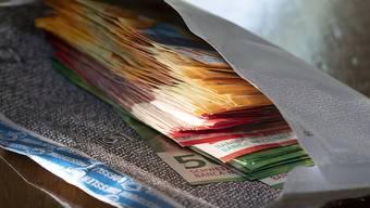 Die reichen Kantone müssen nächstes Jahr etwas mehr an den Finanzausgleich zahlen als im laufenden Jahr.