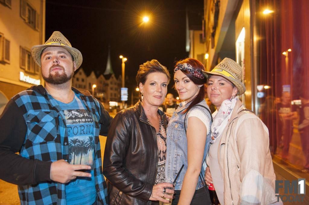 Der Samstagabend an der Schlagerparade (© Kevin Suter/FM1Today)