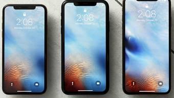 Apple hat offenbar die Bestellungen bei seinen Zulieferern für die neueste iPhone-Generation gekürzt. (Archivbild)