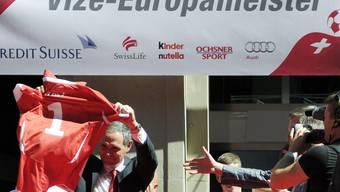 Zürich feiert die U21-Helden