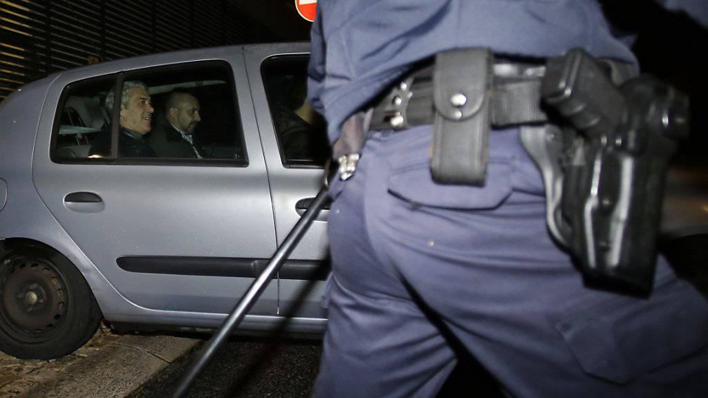 Nachbarschaftsstreit in Portugal endet tödlich für Polizisten (Symbolbild)