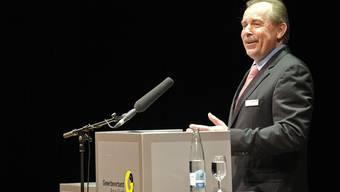 Der Basler Gewerbeverbandspräsident Marcel Schweizer bekam unerwünschte Post von der Vereinigung für eine Starke Region Basel/Nordwestschweiz.