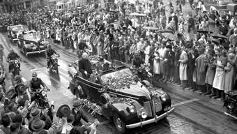 Winston Churchill in Zürich
