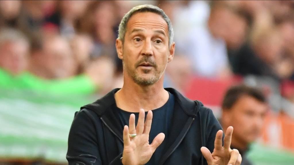 Hütter sagte als YB-Trainer zunächst Bremen ab
