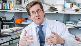 Wurde per sofort freigestellt: KSA-Chefarzt Javier Fandino.
