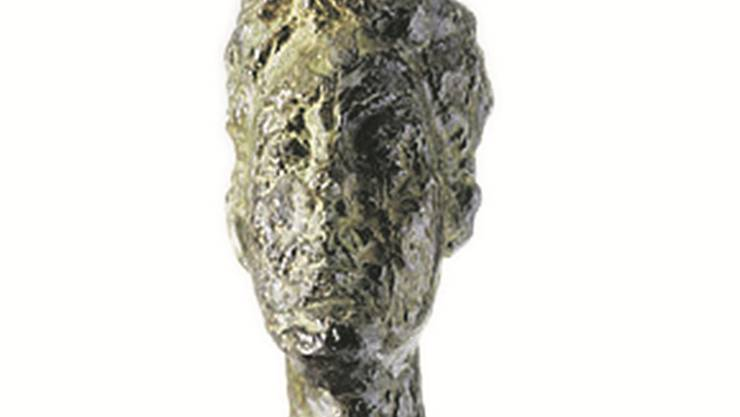 Die Büste Caroline von Alberto Giacometti.